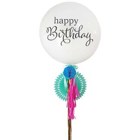 CCH003-3ft-birthday_honecomb_shimmer